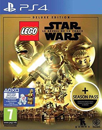 Jeu Lego Star Wars : Le Réveil de la Force : édition deluxe sur Xbox One ou PS4 - Fnac National