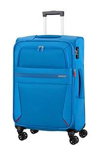 Valise American tourister summer voyager - 78cm, 67,5L, Bleue