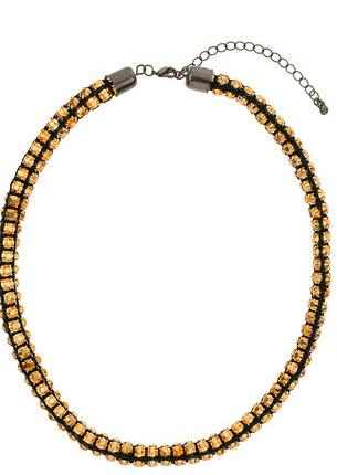 Jusqu'à 80% de réduction sur une sélection d'articles et livraison gratuite - Ex : Collier Gold Tube Necklace