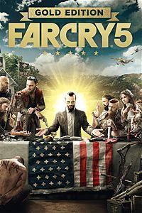 Jeu Far Cry 5 Gold Edition Xbox One (dématérialisé store Hong Kong)