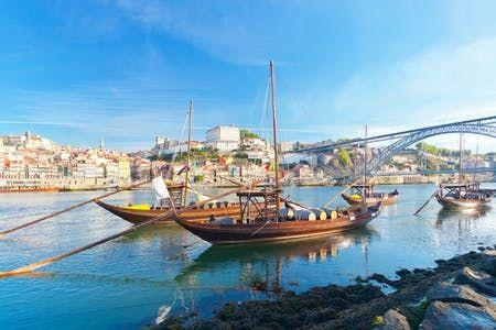 Vol + Hôtel 3* + Petits déjeuners pour 3 Jours à Porto pour 2 personnes - Ex : Le 20 Février depuis Nantes Atlantique, pour 2 personnes