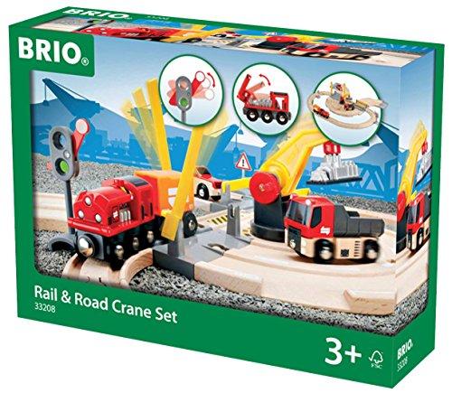 Jouet Brio World Circuit transfert de marchandises 33208