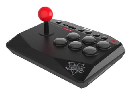 Manette de Jeu Madcatz Arcade FightStick Alpha compatible PS4 et PS3 - Noir