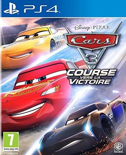 Jeu Cars 3 : Course vers la victoire sur PS4