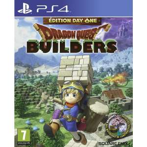 Jeu Dragon quest builders sur PS4 - Edition Day One