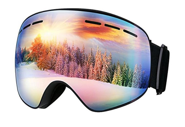 Masque de ski homme Anti UV400 (vendeur tiers)