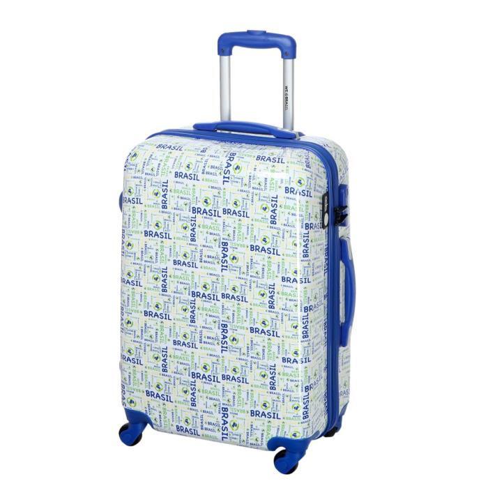 20€ de réduction sur une sélection d'articles - Ex : Valise Cabine 4 roues Compagnie du bagage Brasil 36L à 9.99€