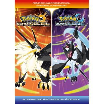 Guide Pokémon Ultra-Soleil et Ultra-Lune