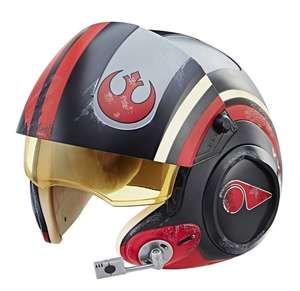 Casque Hasbro Black Series Poe Dameron