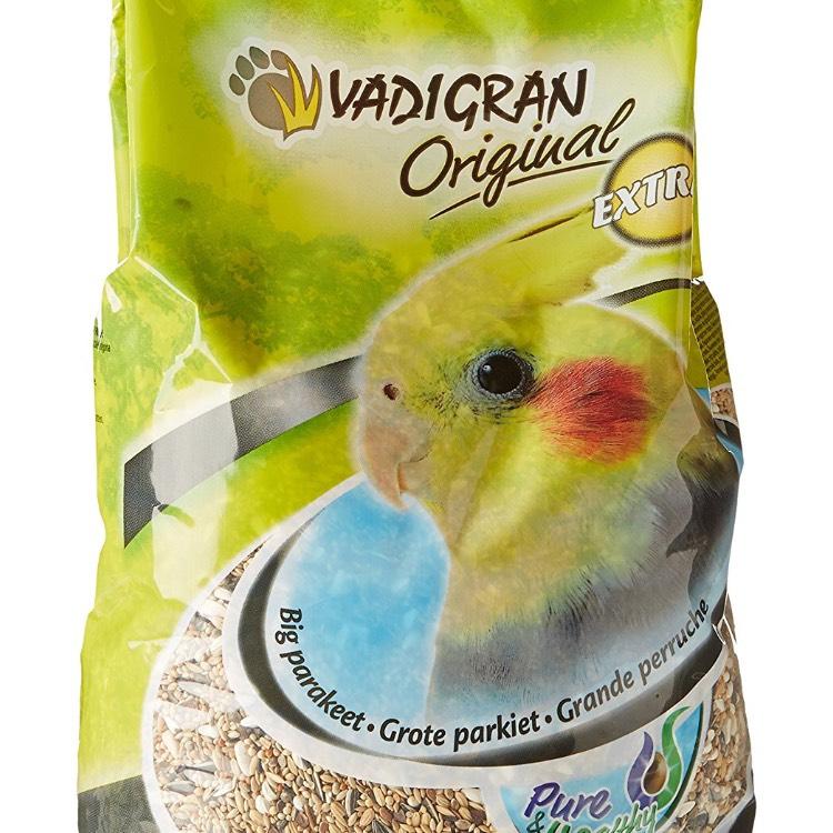 [Panier Plus] Paquet de graines Vadigran Original pour perruches - 4 Kg