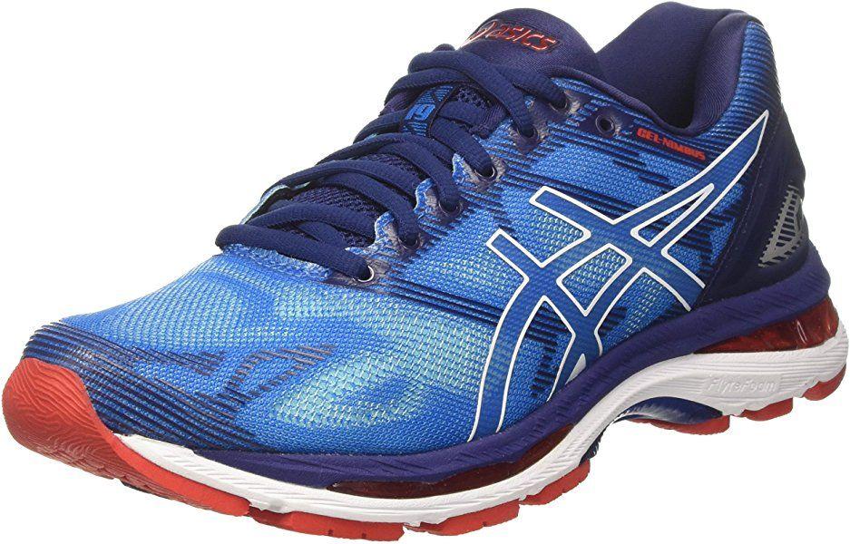 Chaussures de running Asics Nimbus 19 - Bleu