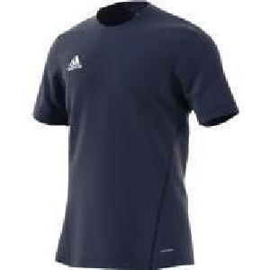 Maillot d'entrainement de football Adidas Core - Bleu