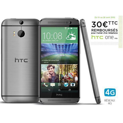 "Smartphone 5"" HTC One M8S (Avec ODR de 30€)"