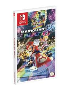Guide officiel Mario Kart 8 Deluxe Nintendo Switch