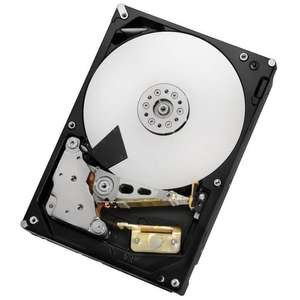 "Disque dur interne 3.5"" Hitachi HGST Ultrastar 7K4000 - 3To, SATA III"