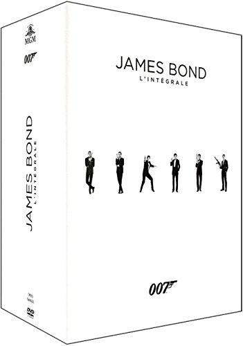 Coffret DVD James Bond 007: Intégrale 24 films - Édition Limitée