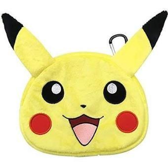 Sacoche Peluche  Hori Pikachu pour Nintendo New 3DS XL