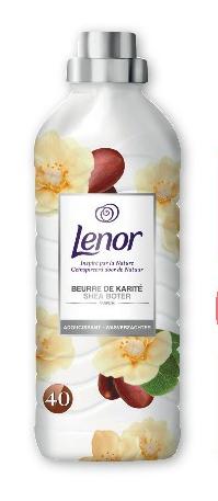 Sélection de Produits en Promotion - Ex : Adoucissant Lenor (Variétés au choix - Via BDR + Carte de Fidélité)