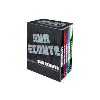 Coffret DVD The Wire (Sur Écoute) - l'Intégrale de la Série