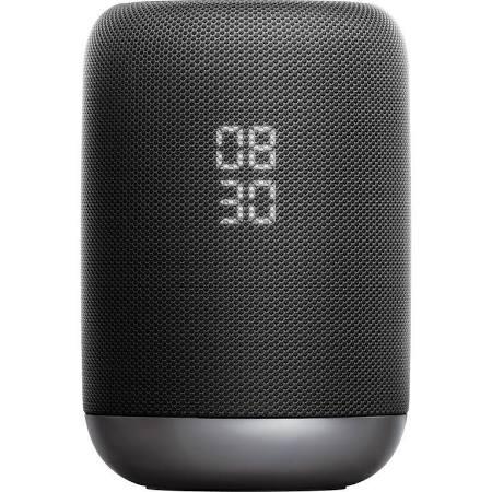 Enceinte intelligente Sony LF-S50GB Noir avec Google Assistant intégré - Bluetooth / WiFi