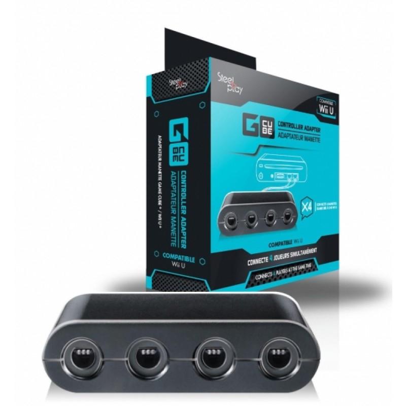 Sélection d'Accesoires Wii U en Promotion - Ex: Adaptateur manette Gamecube pour Wii U et Switch