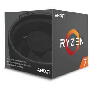 Processeur AMD Ryzen 7 1800x 3.6GHz - Socket AM4