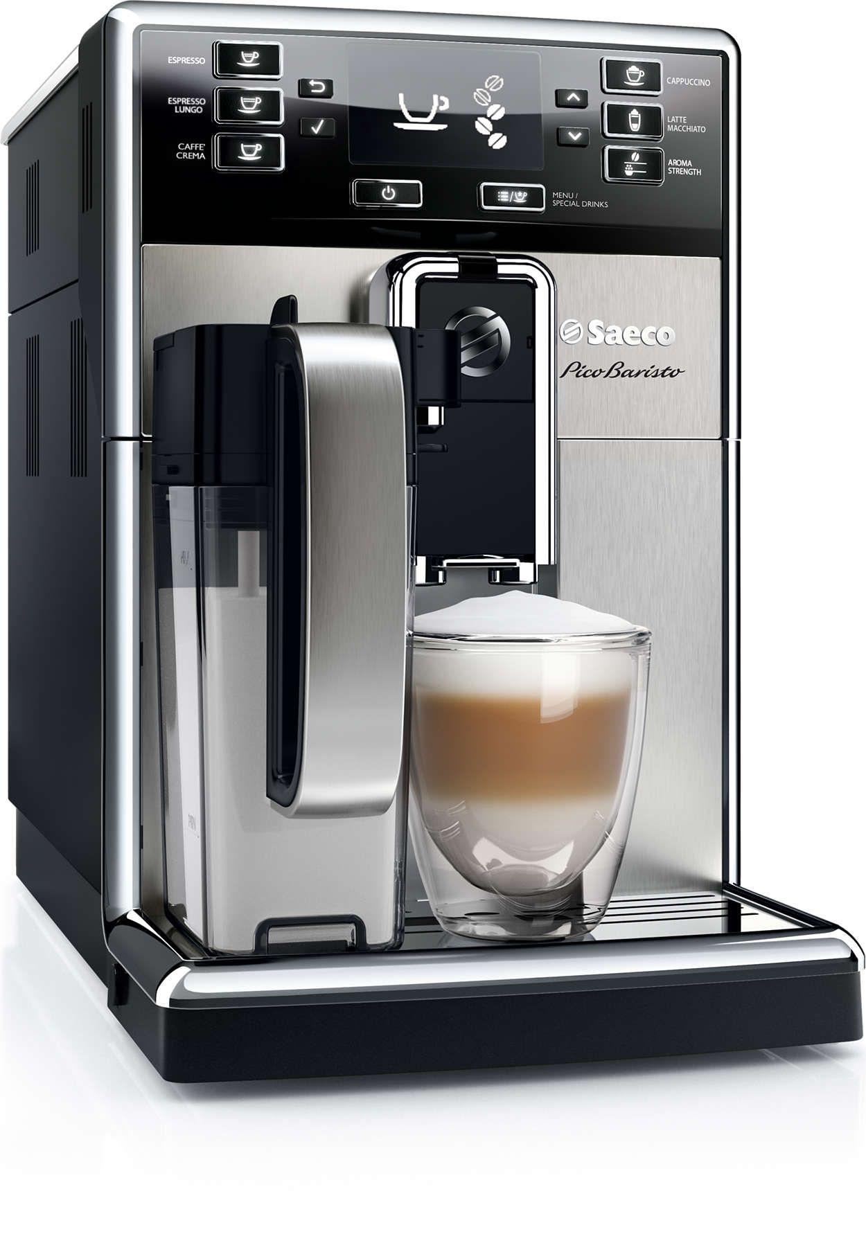 Machine expresso automatique Saeco HD8927/10