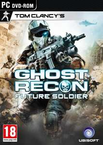 Tom Clancy's Ghost Recon Future Soldier ou Driver San Francisco sur PC
