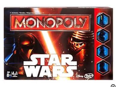 Monopoly Star Wars Hasbro