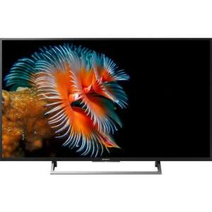 "TV 65"" Sony KD-65XE7005 - LED, UHD 4K, HDR, Smart TV"