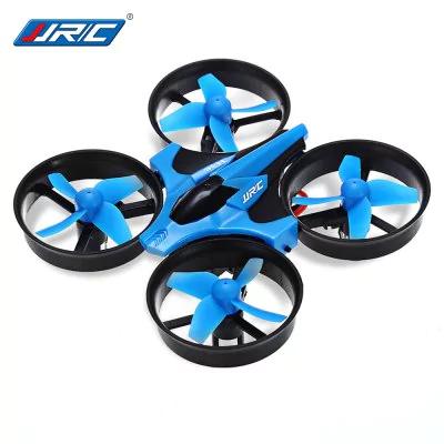 Mini-drone quadricoptère RTF JJRC H36 - bleu