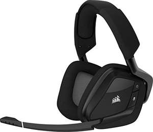Casque audio sans-fil Corsair Void Pro RGB - noir