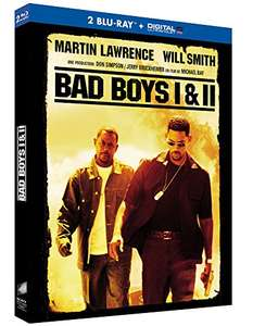 Blu-ray Bad Boys I & II (+ version numérique)