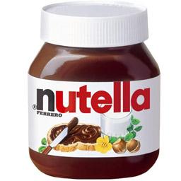 Un pot de pâte à tartiner Nutella (400 g) offert