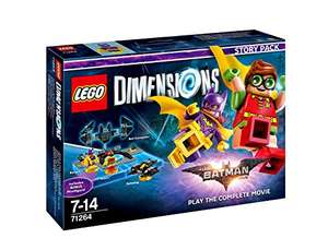 Jouet Lego Dimensions Pack Histoire - The Lego Batman Movie (71264)