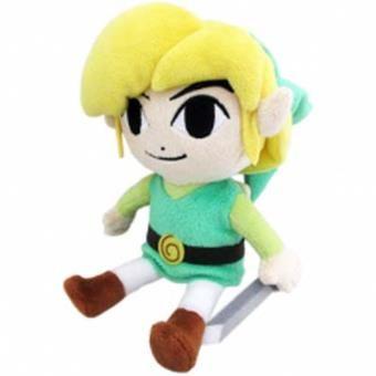 Peluche The Legend of Zelda Link Wind Waker - 26 cm