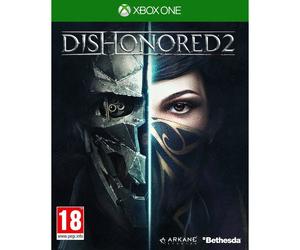 Disonored 2 sur Xbox One au E.Leclerc Frouard (54)
