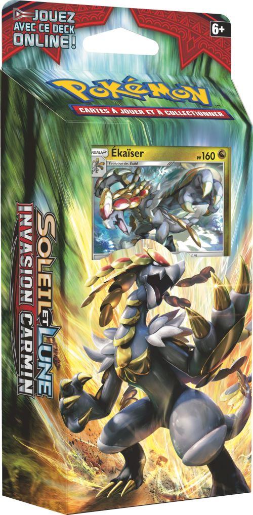 Starter pack Asmodéee Pokémon Soleil & Lune (SL04)