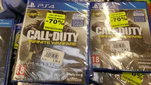 Call of Duty: Infinite Warfare sur PS4 au Auchan Cavaillon (84)