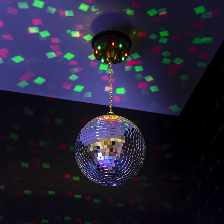 Boule à facette LED - leroy merlin chartres