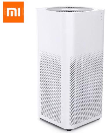 Purificateur d'Air Connecté Xiaomi Smart Mi Air Purifier V2 Blanc compatible Android & iOS - Filtre HEPA / PM2.5