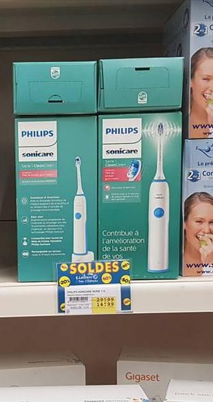 Brosse à dents électrique Philips Sonicare Série 3 - Leclerc Trie Château (60)