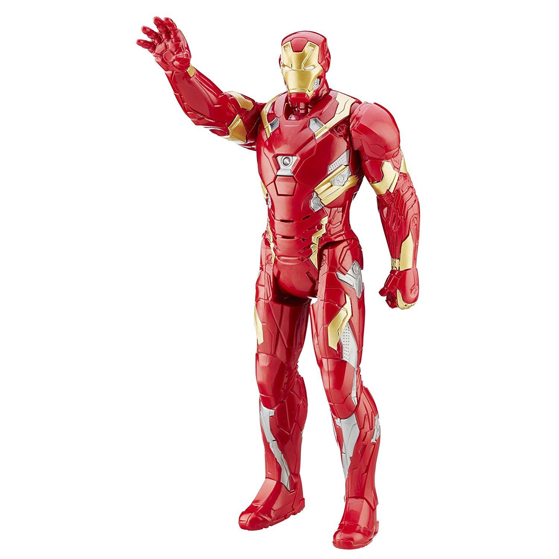 [Prime] Figurine Electronique Marvel Avengers B61771010 - Iron Man