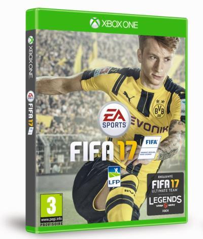 Sélection de jeux Xbox One en promotion - Ex : FIFA 17 - Illkirch (67)