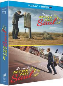 Coffret Blu-ray Better Call Saul - Saisons 1 & 2