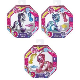 Figurine My Little Pony Paillettes Magiques (Modèle aléatoire)