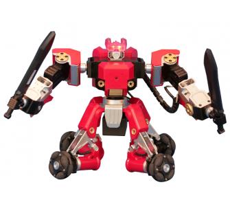 Robot Pamkuu Kungfu - Rouge