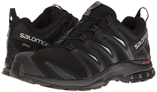 Chaussures de randonnée pour homme Salomon XA Pro 3D - noir (du 40.6 au 46.6)