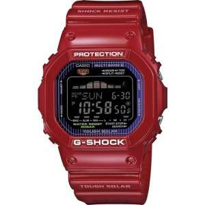 Montre Casio G-Shock GWX-5600C-4ER - Rouge