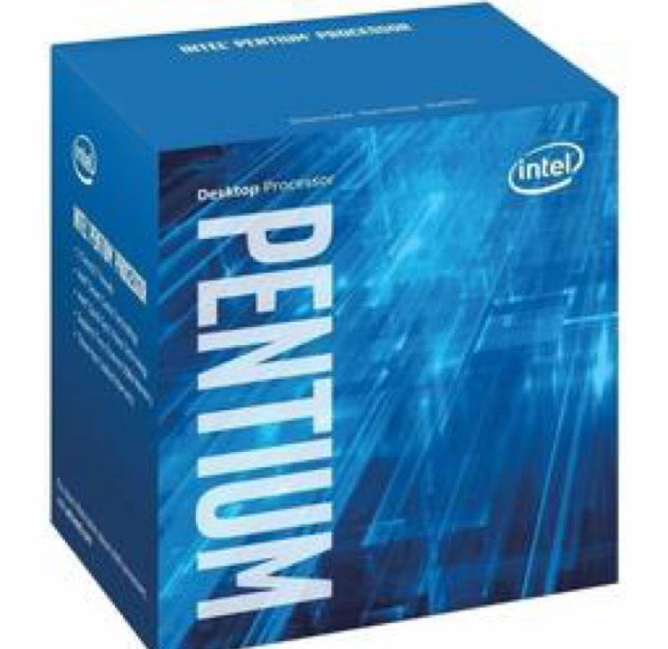 Processeur intel pentium G4560 (vendeur tiers)